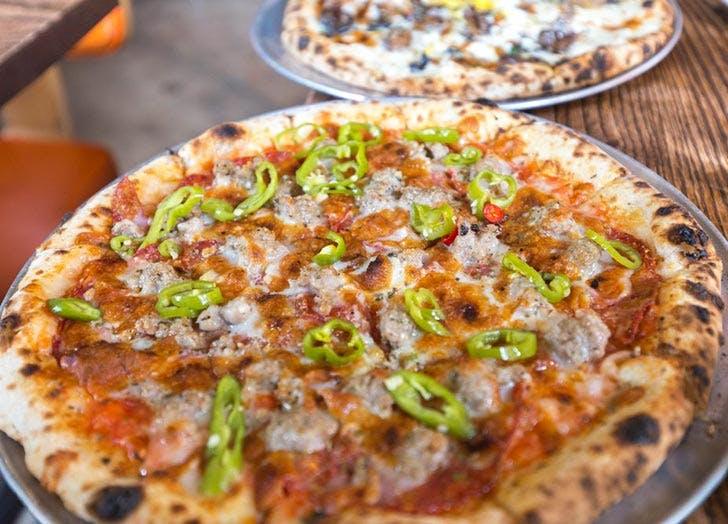 speedy romeo pizza NY