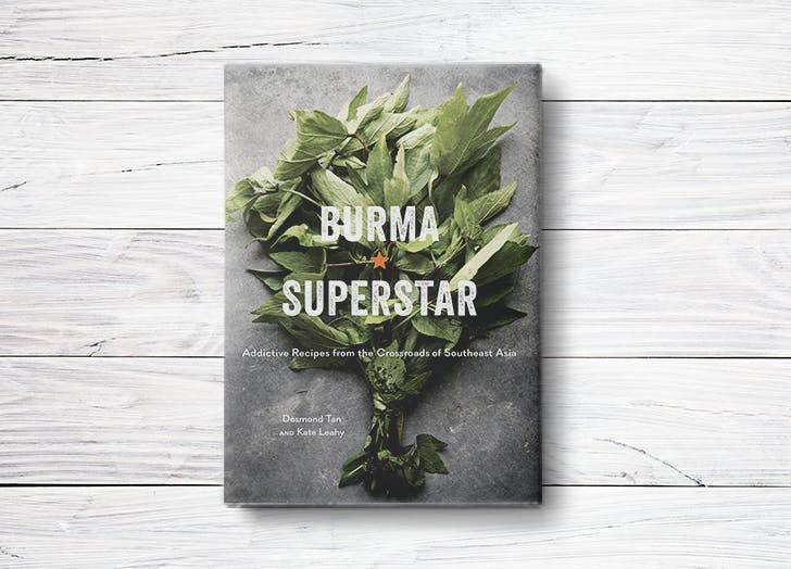 spring cookbook burma