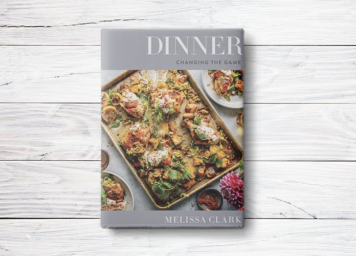 spring cookbook dinner