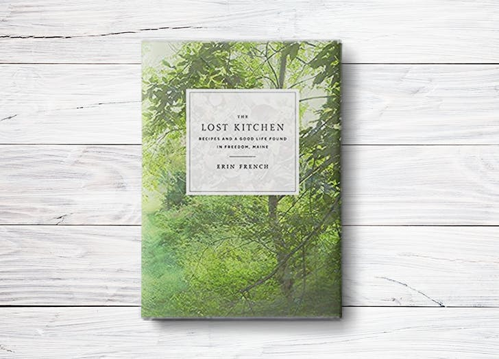 spring cookbook lost kitchen