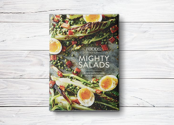 spring cookbook mightysalads