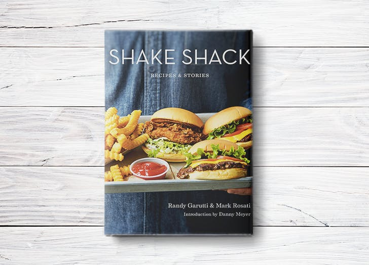 spring cookbook shake shack