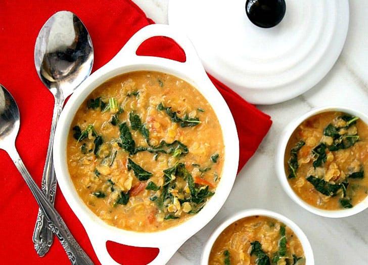 spring soup redlentil
