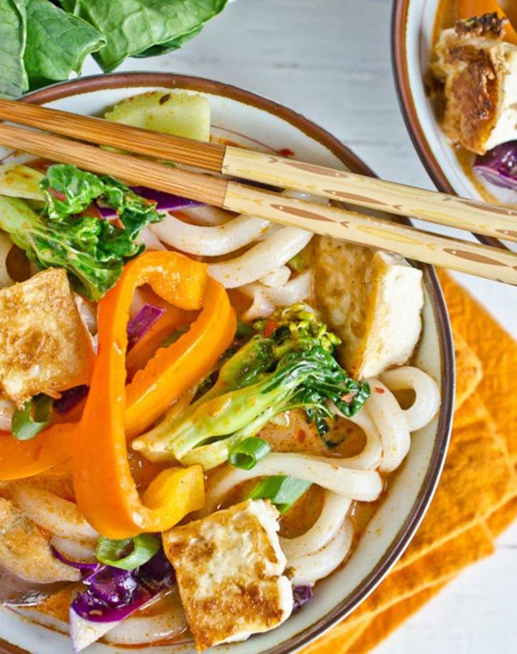 spring soup thaiudon
