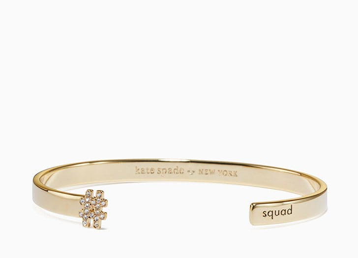 squad bangle bridesmaid gifts