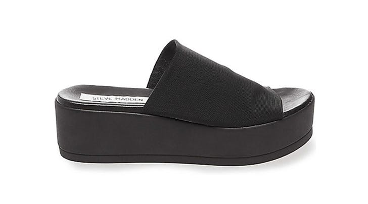Weve Reached Peak 90s: The Steve Madden Slinky Slide Has Returned