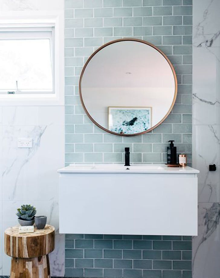 Subway Tile Pattern Ideas 13 creative subway tile patterns - purewow