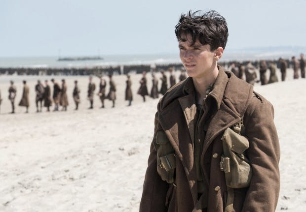 summer movies dunkirk