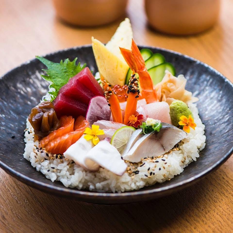 sushi garge miami