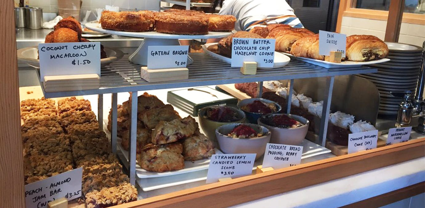 tartine manufactory los angeles to sanfrancisco weekend travel WIDE