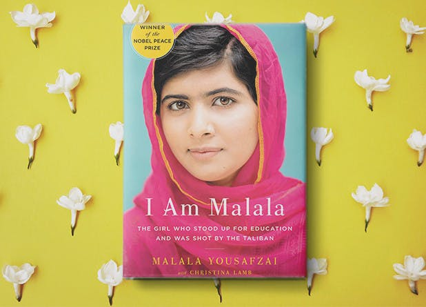 teen books malala