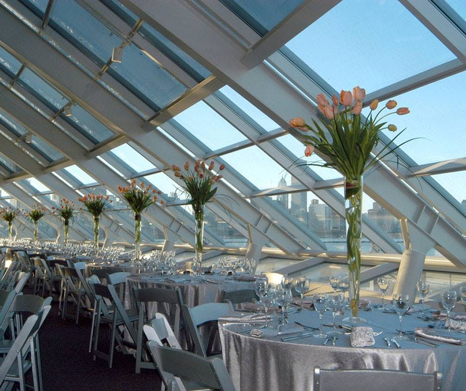 the adler planetarium chicago wedding venues