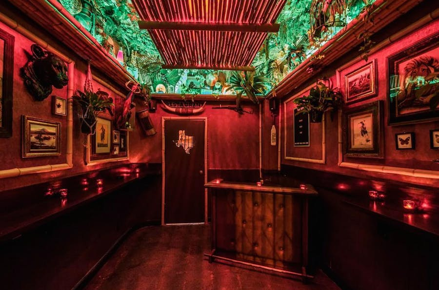 the den san francisco secret bars
