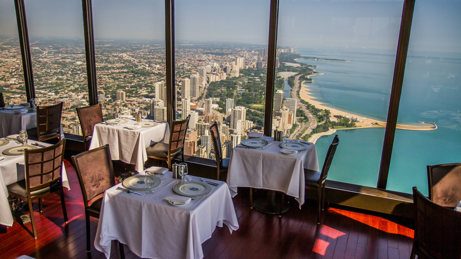 the signature room chicago gluten free restaurants