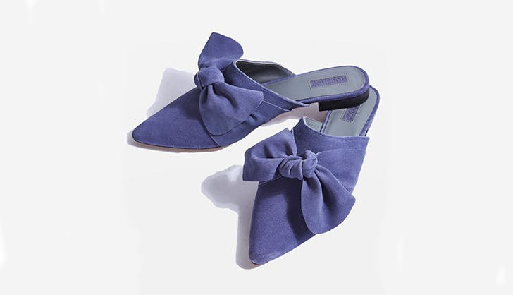 topshop backless slides loafers spring shoes