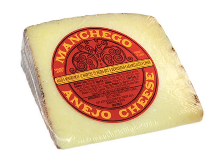 trader joes manchego