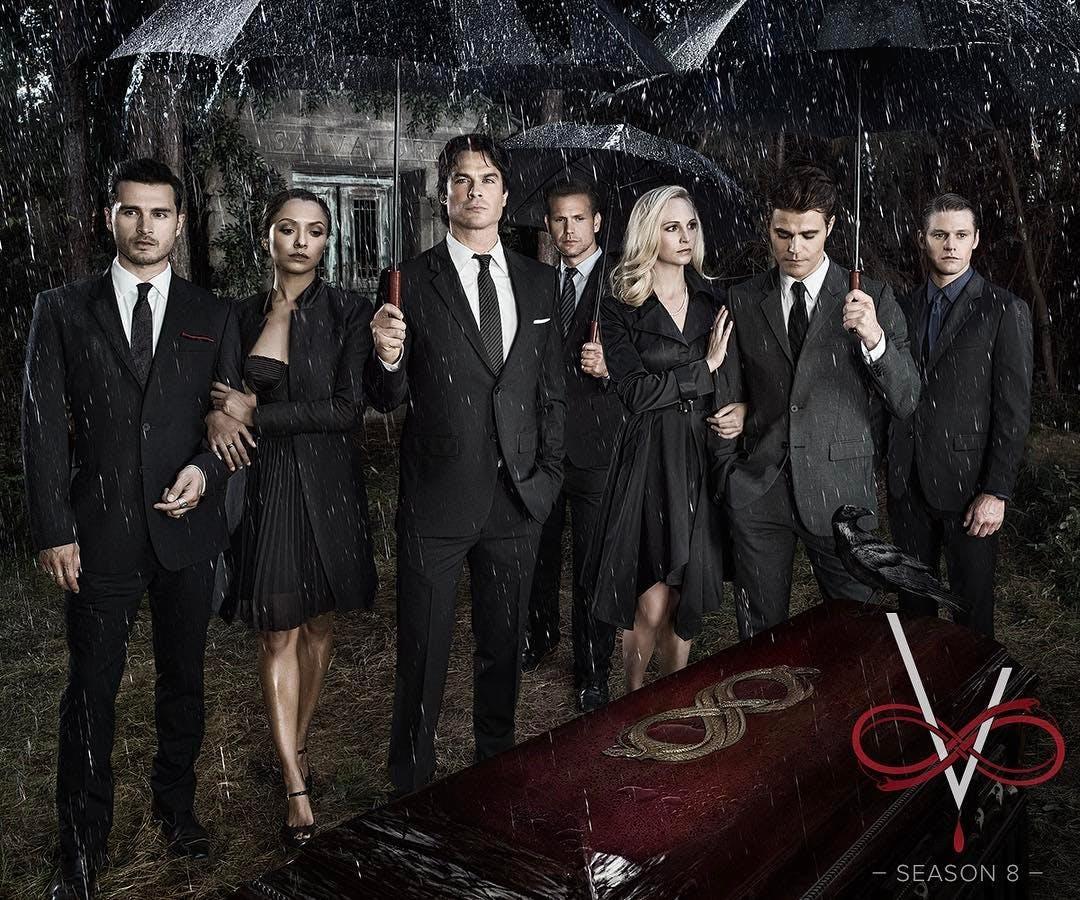 vampire diaries CW 2