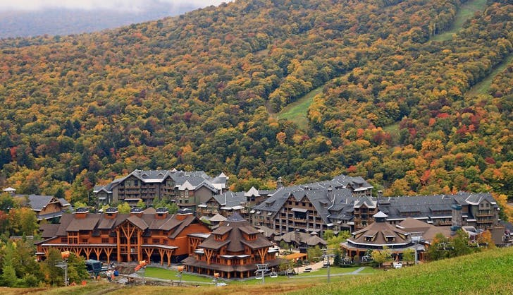 vermont stowe moutain lodge