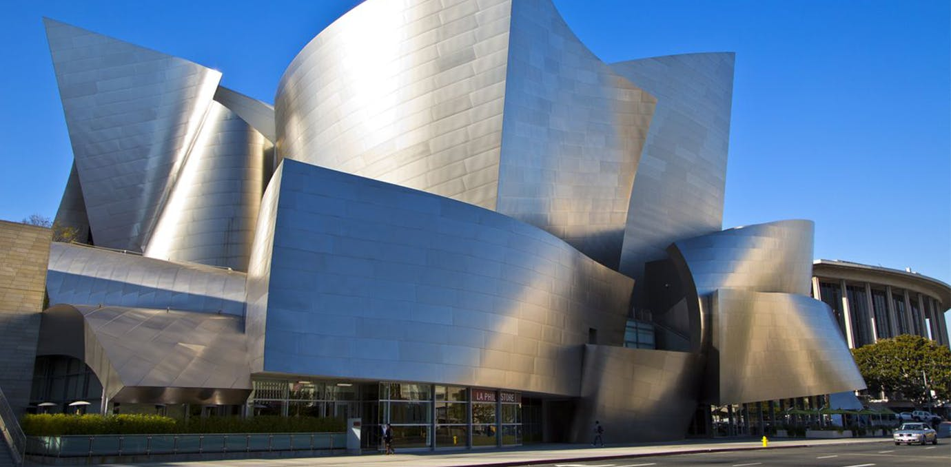 walt disney concert hall los angeles weekend guide WIDE