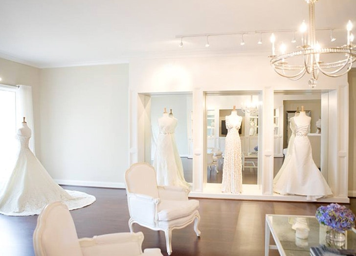 White Bridal Shop