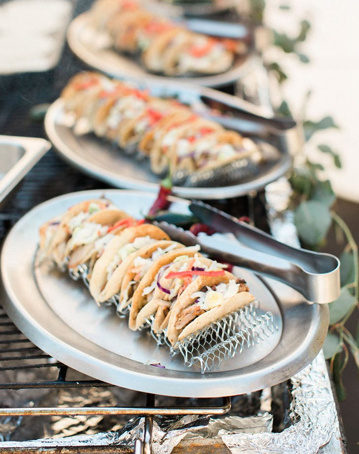 Taco Bars Are The New Wedding Food Trend Purewow
