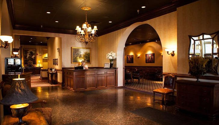 west virginia best hotel
