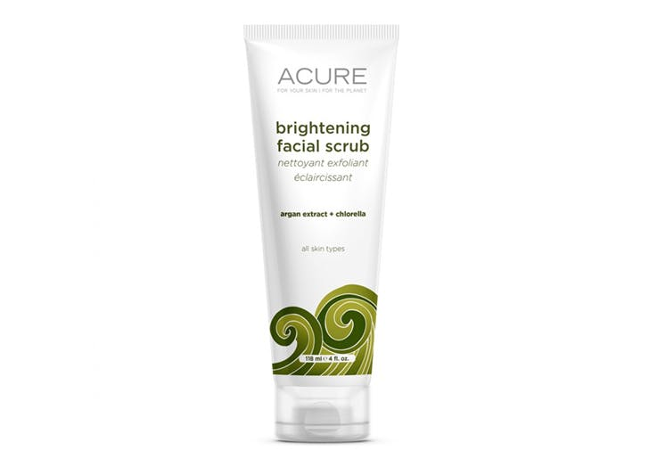 whole foods acure scrub