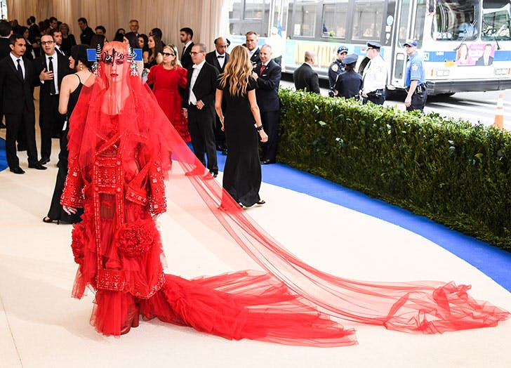2017 met gala katy perry