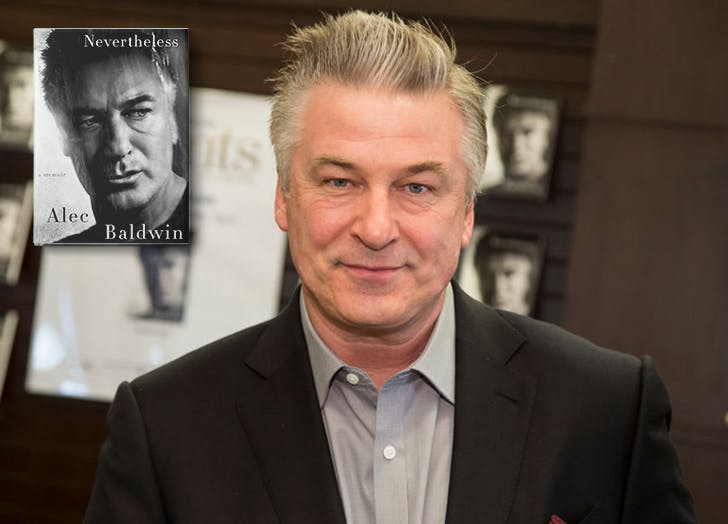Alec Baldwin Celebrity Memoirs
