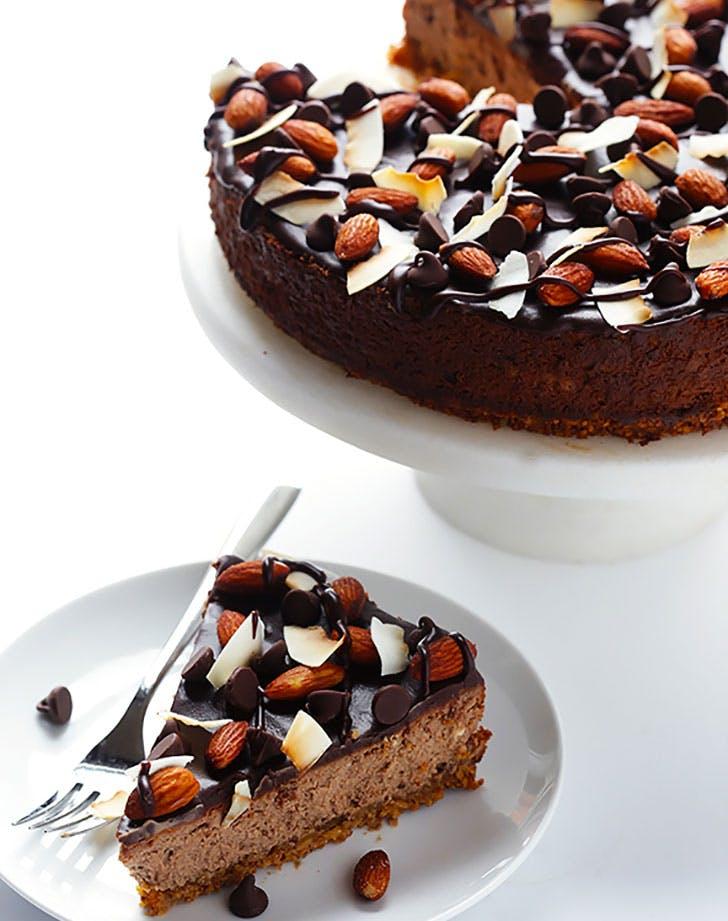 Almond Joy Cheesecake Gimme Some Oven