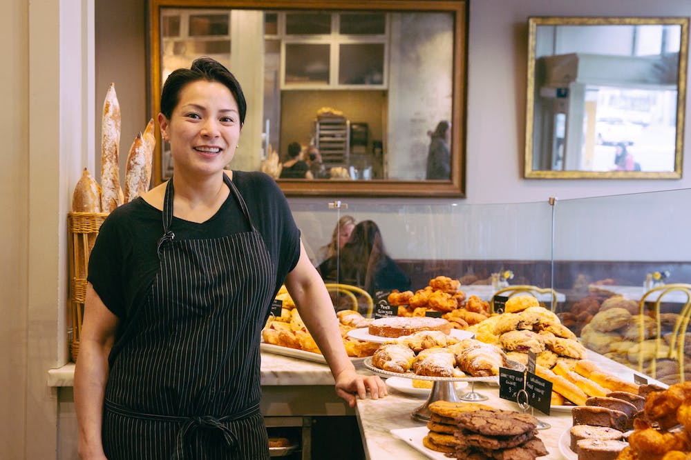 Belinda Leong san francisco women chefs