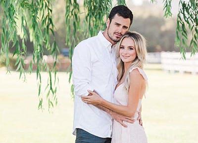 Ben and Lauren 400 The Bachelor