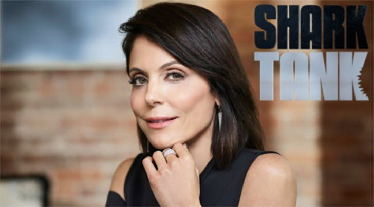 Bethenny Frankel Is Dipping Her Manicured Toes into the 'Shark Tank'