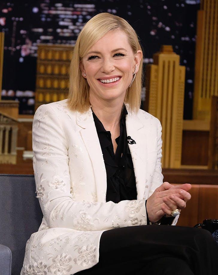 Celebs from Australia Cate Blanchett