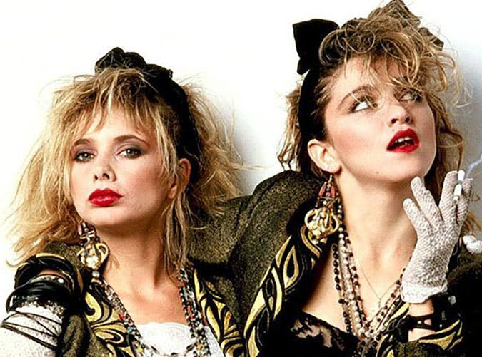The Best And Worst Of 80s Fashion Purewow
