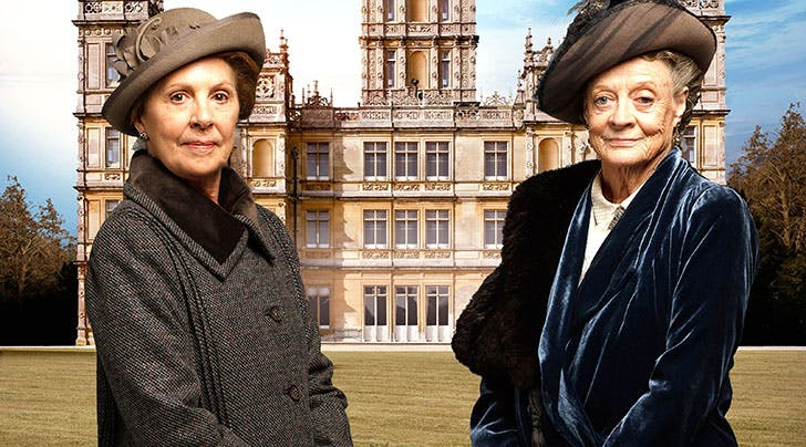 Hold On to Your Week-End: The 'Downton Abbey Movie Is Actually Happening