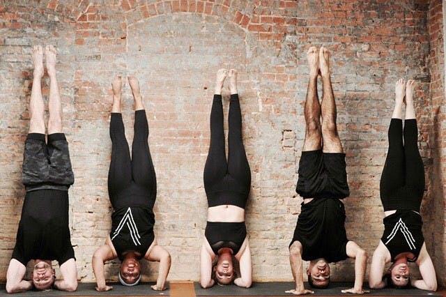 Downtown Vital Fitness Studio dallas yoga