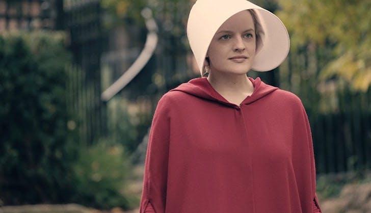 Elisabeth Moss The Handmaid s Tale