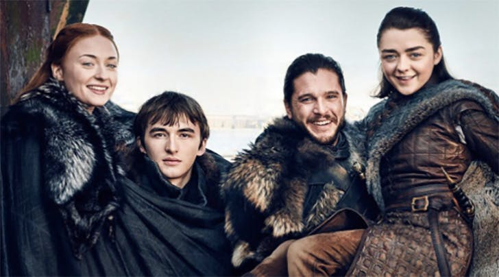 (Potential) Spoiler Alert: New 'Game of Thrones' Photo May Reveal a Season 7 Death