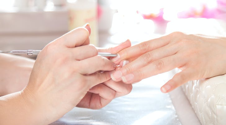 The Secret to Getting Rid of Cuticles Without Cutting Them