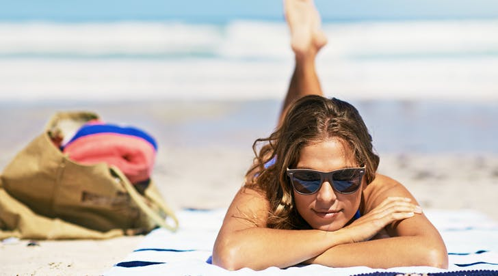2 Important Spots Where You Arent Applying Sunscreen (but Really Should)