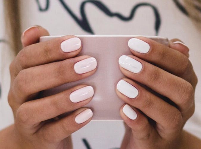 7d7c289bca207 How to Pose Your Hands for Manicure Photos - PureWow