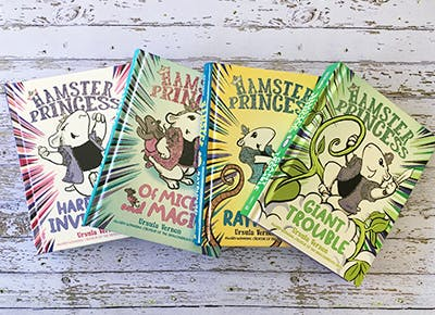 Win a Smart, Girl-Power-Packed Series to Read with Your Kids