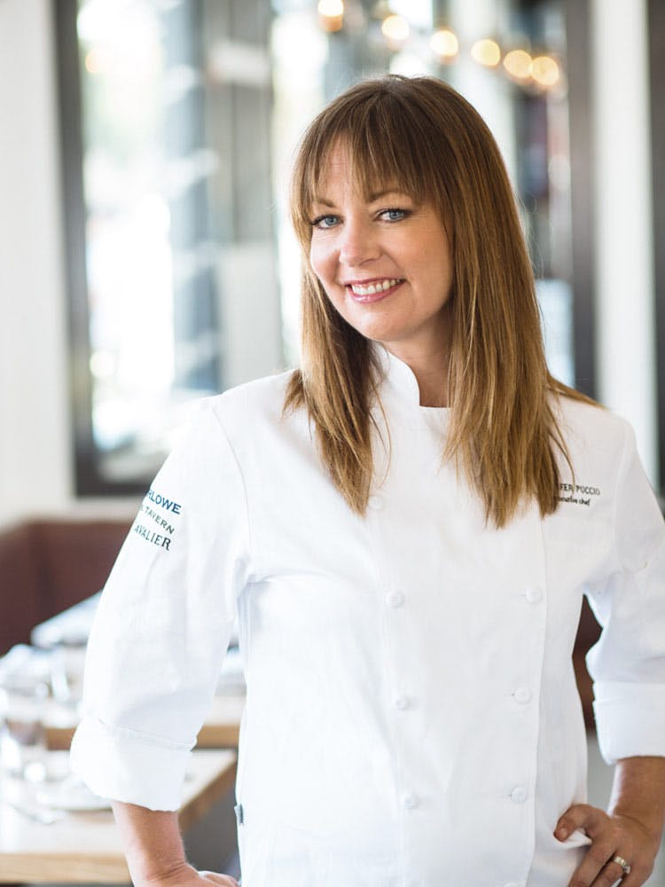 Jennifer Puccio san francisco women chefs