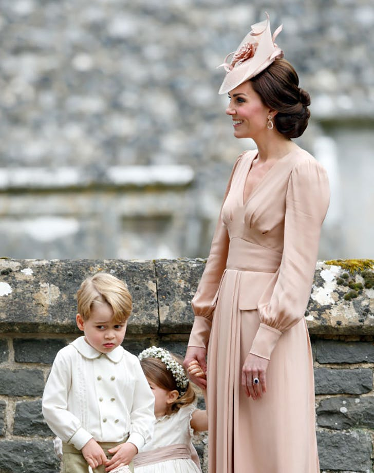 Kate Middleton Prince George Pippa Middleton s Wedding