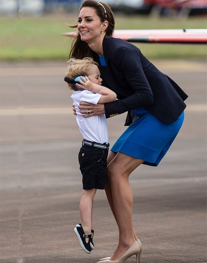Kate Middleton Stiletto Game George