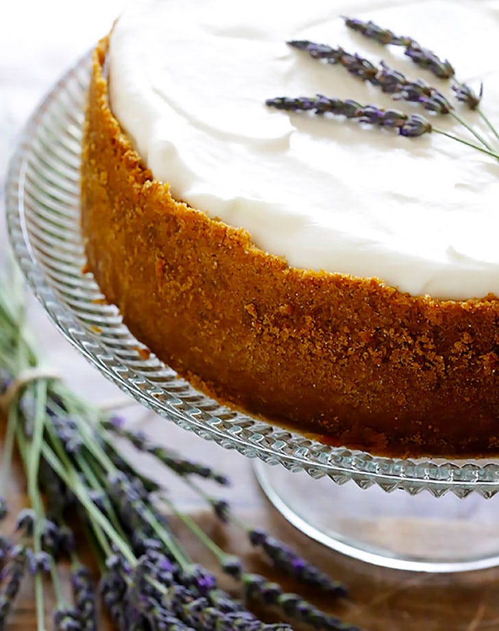 Lavender Cheesecake Gimme Some Oven