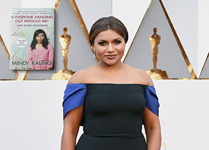Mindy Kaling Is Everyone Hanging Out Without Me Celebrity Memoir