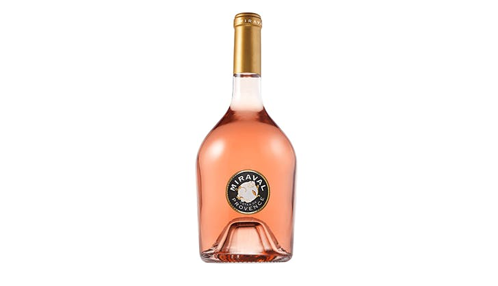 Miraval Rose  dallas uner 25