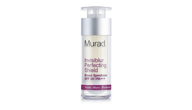 Murad Invisiblur Perfecting Shield los angeles beauty